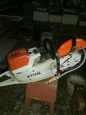 stihl concrete saw
