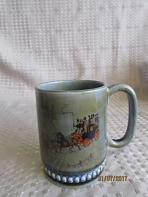 Vintage Irish Porcelain Mug, made Ireland