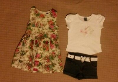 Girls clothes size 3 inc Rock your Baby