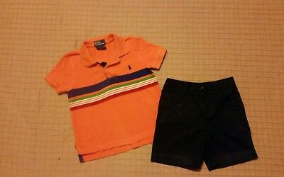 Boys clothes size 18 months 1..2 years both Ralph Lauren