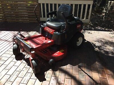 Toro Timecutter Zs 4200Tf; Zero Turn Ride On Lawn Mower Low Kms, Great Condition