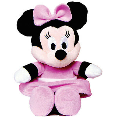 "Flopsie 8"" Soft Toy - Minnie Mouse"
