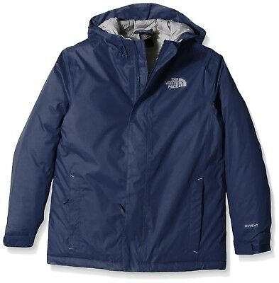 (Blue/cosmic Blue, Youth X-Large) - The North Face Kids' Snow Quest Jacket