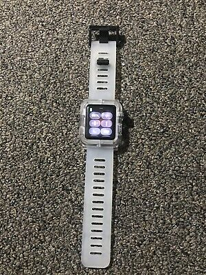 Apple Watch first generation 42mm stainless steel with box and all accessories