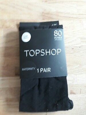 topshop maternity tights s/m