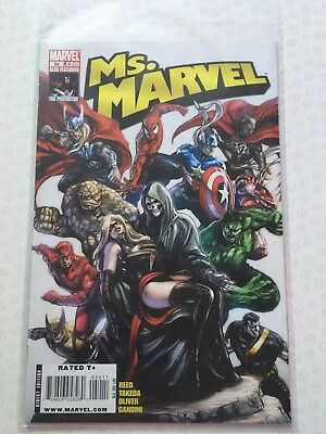 Ms. Marvel #50 Featuring The Protector - Excellent Condition