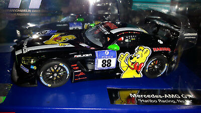 Mercedes AMG GT3 Haribo Racing No.88 Carrera Digital 132 Art.30782 neu/ovp