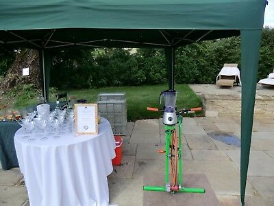 Profitable Smoothie Bike Business with huge potential and Car