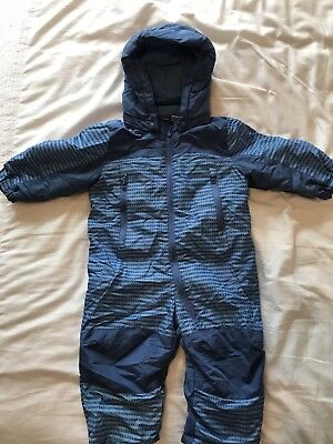 All In One Snow / Rain Suit Baby Boy