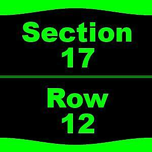 2 Tickets  Baltimore Orioles Nationals 7/17 Oriole Park At Camden Yards
