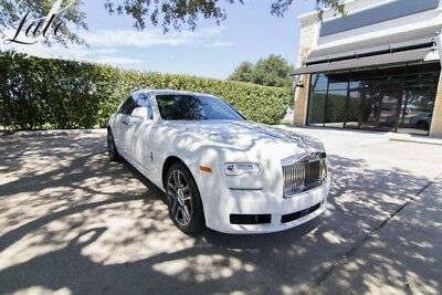 2018 Rolls-Royce Ghost  Well equipped 2018 Ghost optimized to reduced the monthly payment!