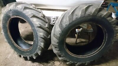 leyland 154 or mini nuffield back tyres