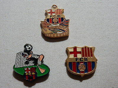 One Selected Metal Souvenir Fridge Magnet from Barcelona FCB