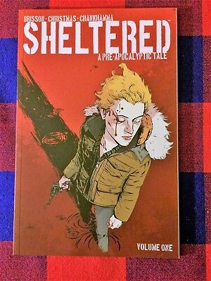 Sheltered: Volume 1 tpb (Ed Brisson, Johnnie Christmas; Image Comics)