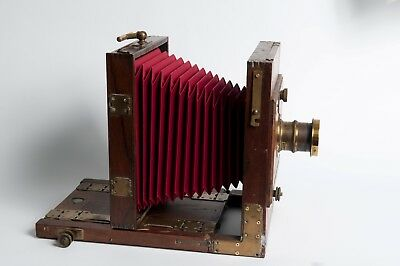 5X7 (13X18CM) Large Format dry plate camera