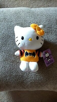Hello Kitty Halloween Plush - New with tags