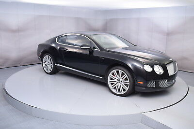 2014 Bentley Continental GT Speed in Beluga with 13,856 miles 2014 BENTLEY CONTINENTAL GT SPEED IN BELUGA WITH BELUGA INTERIOR LOW MILES