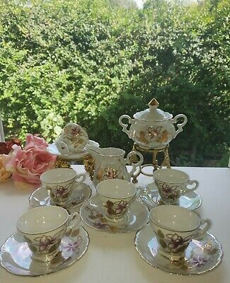 15 Piece Set by Sterling China Made in Japan
