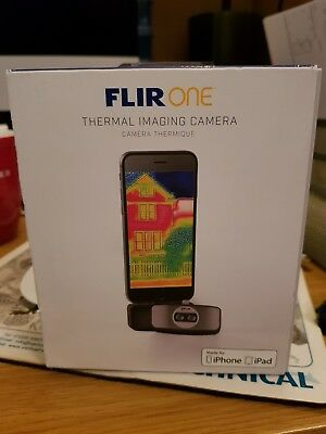 Flir one - Excellent Condition with all accessories included.