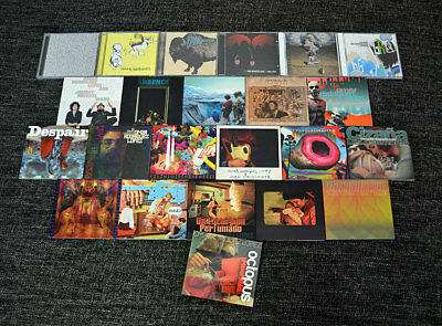 Omar Rodriguez 23 CD lot! - everything like new - The Mars Volta John Frusciante