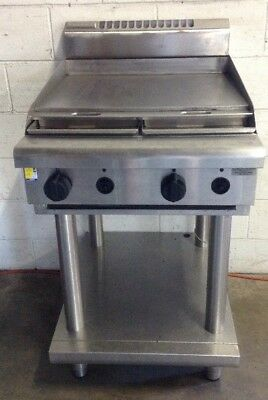 WALDORF RN8406G-LS 600mm FLAT PLATE grill griddle commercial restaurant cafe