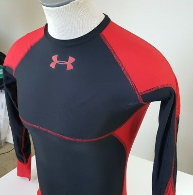 Under Armour Athletic LS Running Compression Shirt Men's Size Small