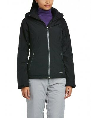 (Large, Black) - Marmot Women's Grenoble Jacket. Free Delivery