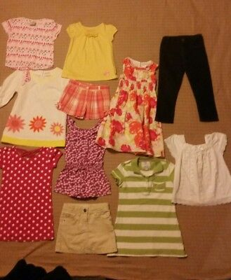 Girls clothes size 4 bulk pack with 11 items inc..Esprit