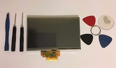 TomTom Start 25 LCD Screen + Touch Screen Digitizer Glass 5 inch Replacement LCD