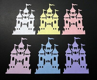 Castle Die Cut - Pkt 6