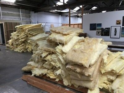 Roofing And Wall Insulation - Used