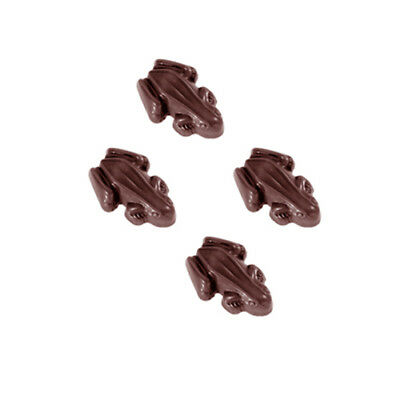Polycarbonate Chocolate Mould CW1445 SMALL FROG