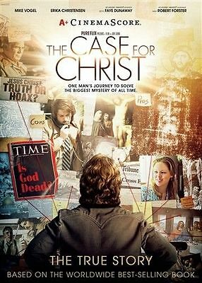 NEW: The Case for Christ (DVD, 2017)- Drama-PRE-ORDER SHIPS ON!!! 08-29-17