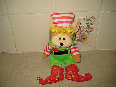Beanie Kids-Dingle The Elf -Great Used