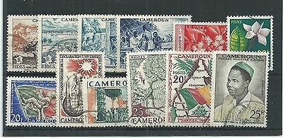 Cameroon All Sets Fine Used