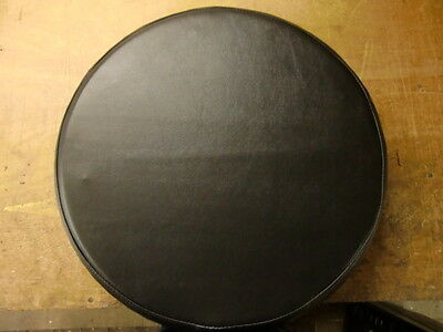 Plain Black Scooter Wheel Cover (other colours available)