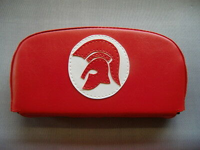 Red Trojan Scooter Back Rest Cover (Purse Style)