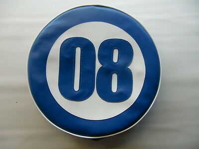 Any colour/Any Number Scooter Wheel Cover