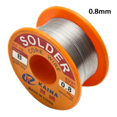 0.8mm 63/37 Tin Lead Reel Rosin Core Flux Solder Wire for Electrical Welding