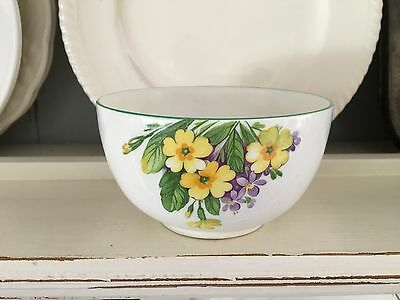 English Fine Bone China Sugar Bowl -