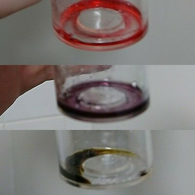 1 x Marquis reagent test kit for binary MDMA/ecstasy testing