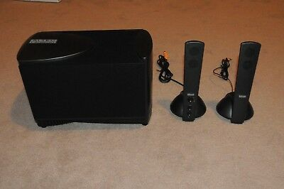 Altec Lansing computer speakers - Great sound and Excellent condition
