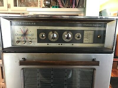 1940's vintage fridgidaire electric wall oven