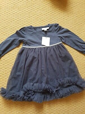 little white company dress 9-12 months