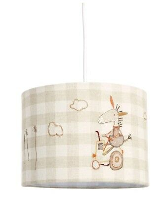 Original Brand New Mamas and Papas Murphy and Me Lampshade Kids Room RRP £35.00