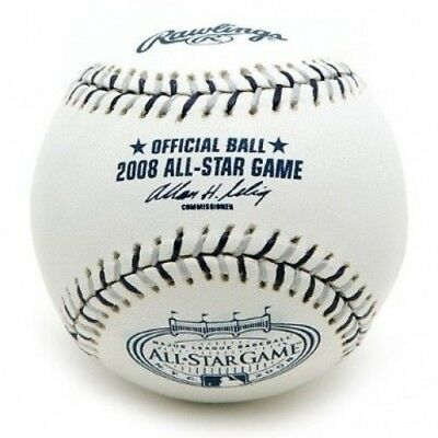 New York Yankees 2008 All Star Game Baseball. Rawlings. Delivery is Free