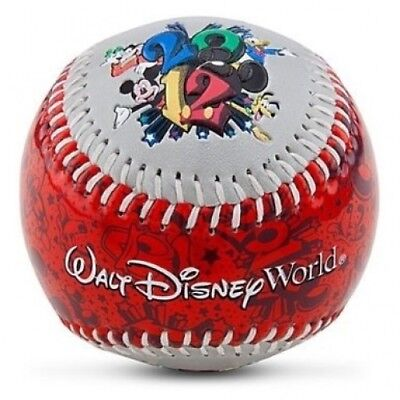 Walt Disney World 2012 Baseball. Brand New
