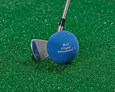 Indoor Golf Ball: Package of 6 GurfBalls and Instructions. Shipping Included