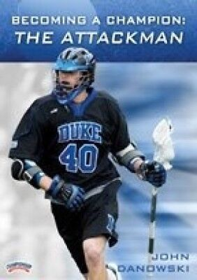 Championship Productions Becoming A Champion: The Attackman DVD