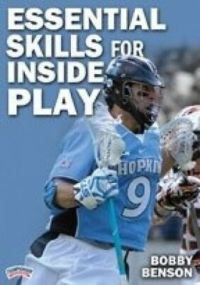 Bobby Benson: Essential Skills for Inside Play (DVD). Championship Productions